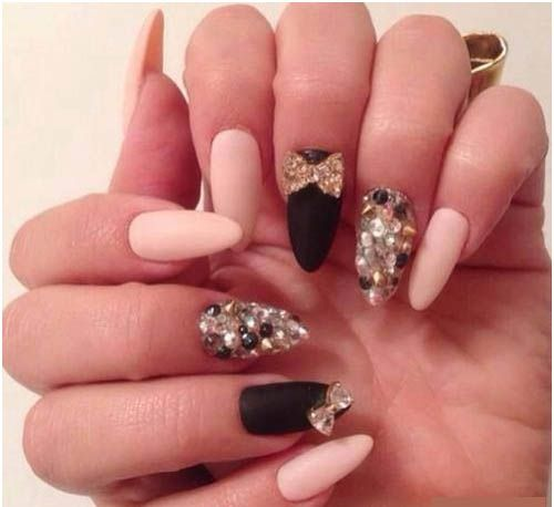 50 Beautiful Nail Art Designs & Ideas