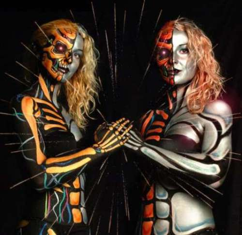 Festival Body painting-2011