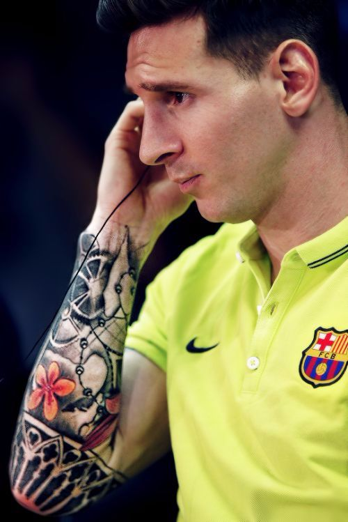 Messi-Sleeve