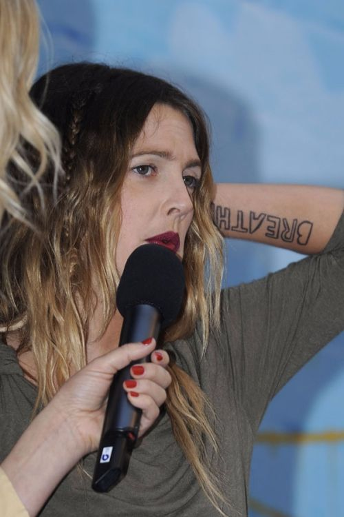 drew-barrymore-breathe tattoo