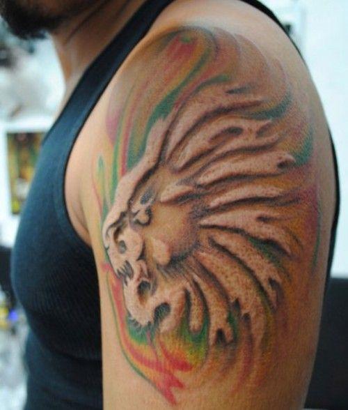 lionscar