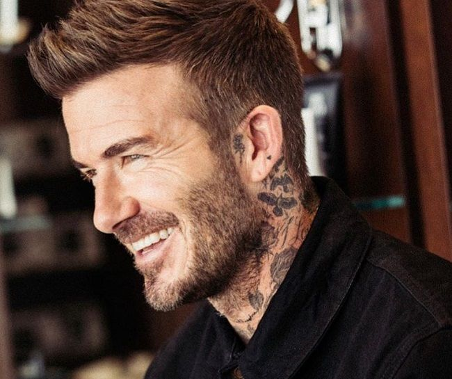 David Beckham S 63 Tattoos Their Meanings Body Art Guru