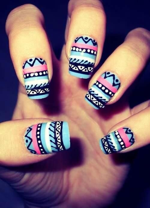 50 Beautiful Nail Art Designs & Ideas – Body Art Guru