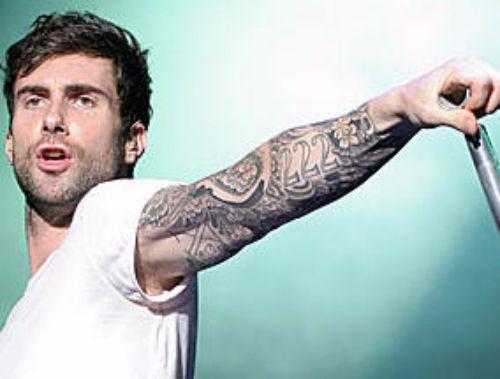 222 tattoo, Adam