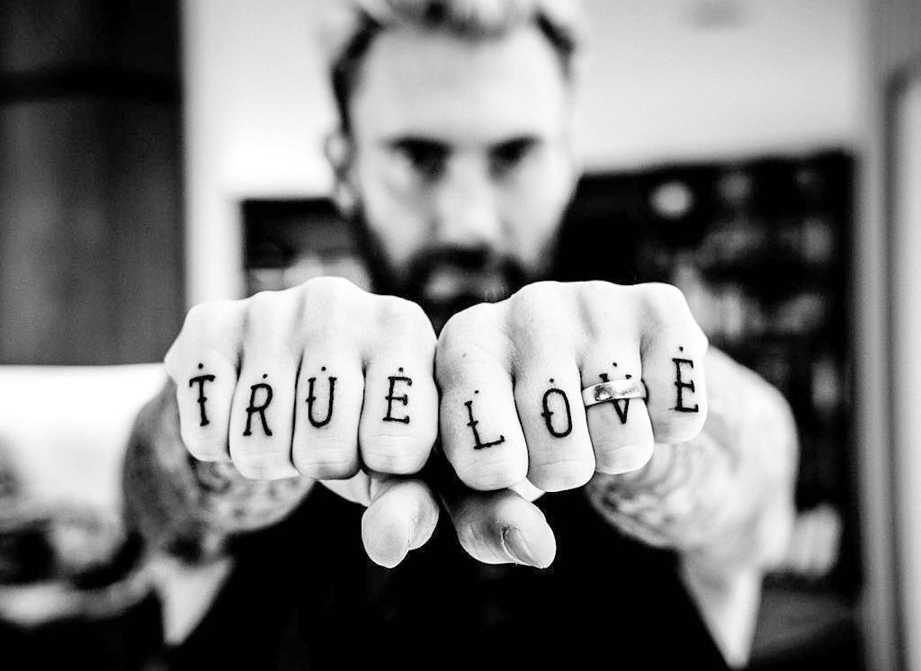 Adam Levine's True Love Tattoo