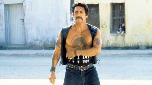 71cb47b39f708 This chest tattoo is Danny Trejo's signature tattoo that he got during his  time in prison. The impressive tattoo is inked directly over his heart and  covers ...