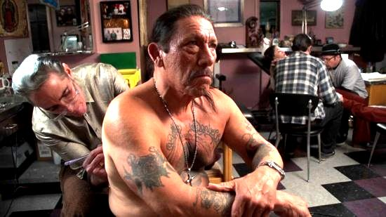 danny trejo-family tattoo-mark mahoney