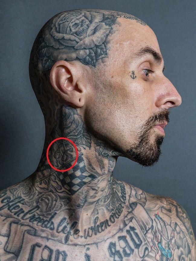 travis barker-66 tattoo