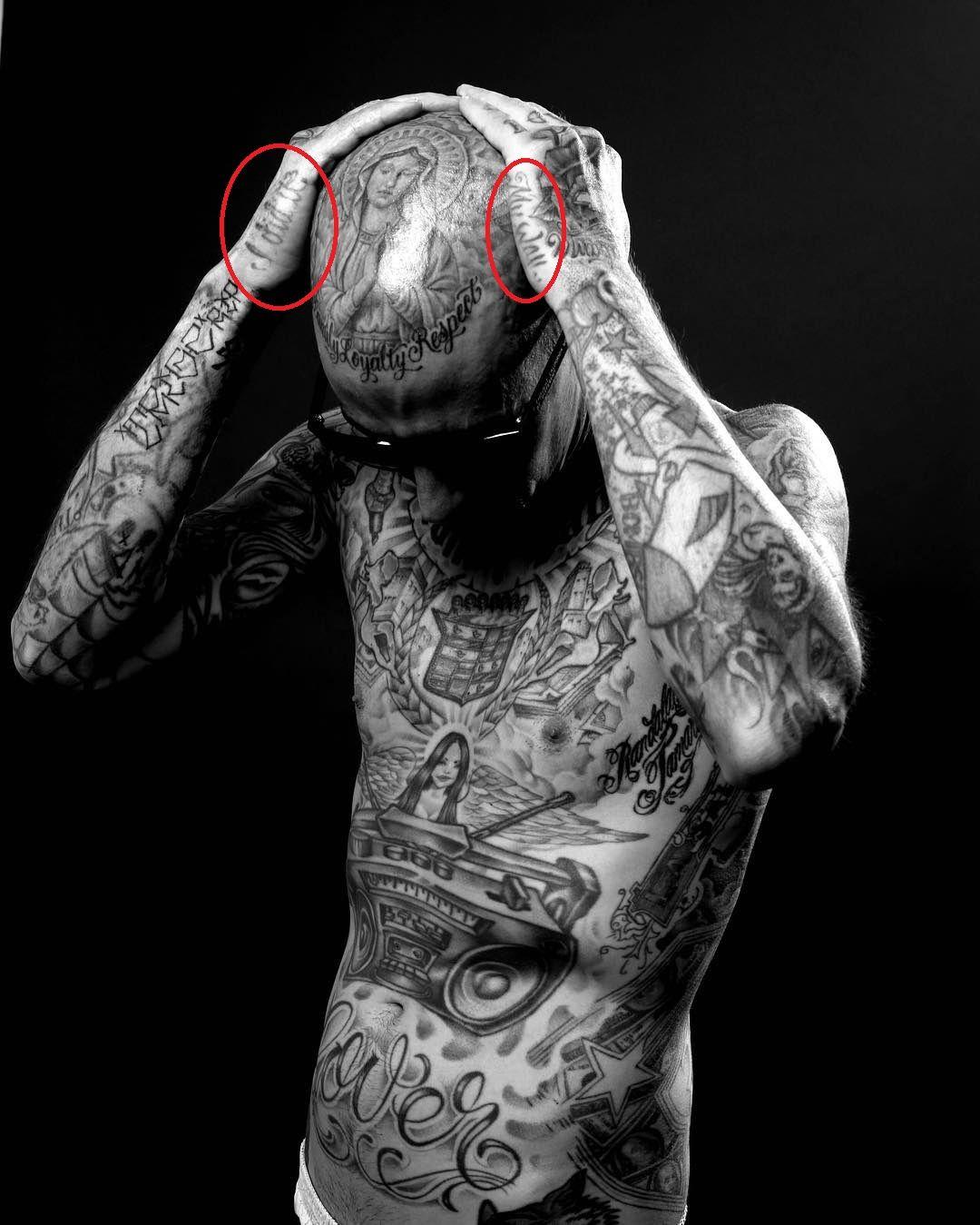 travis barker-i did it my way tattoo