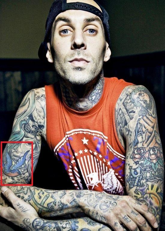 travis-blue bird tattoo