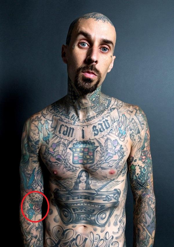 travis-familia tattoo