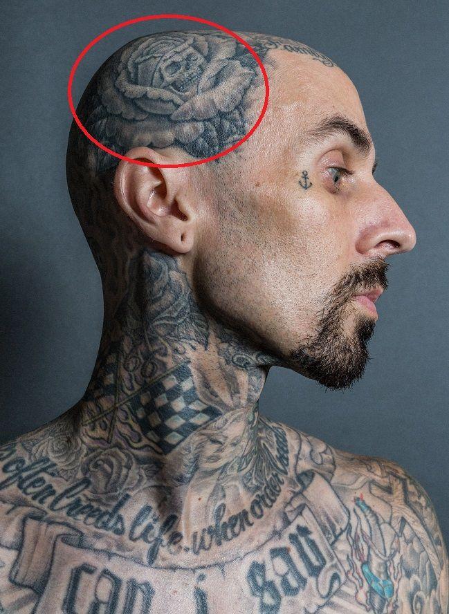 travis-rose tattoo