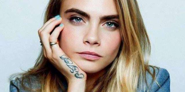 Cara Delevingne S 19 Tattoos Their Meanings Body Art Guru