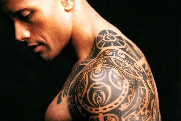 Dwayne Great Sun Tattoo