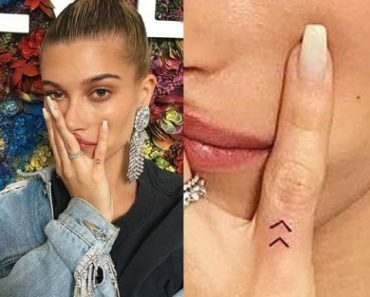 Hailey Baldwin Tattoos