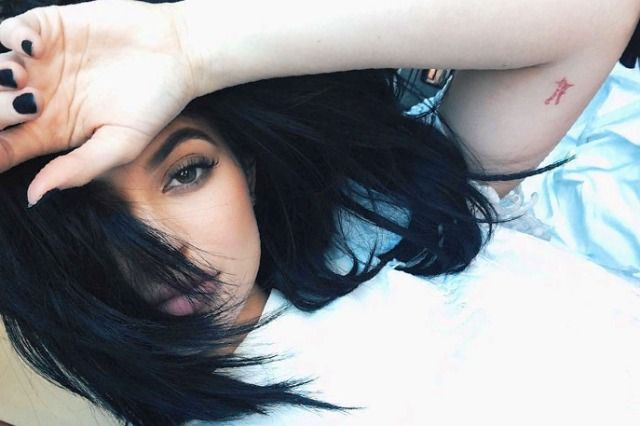 Kylie Jenner Tattoos