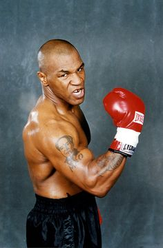 Mike Tyson Tattoo (1)