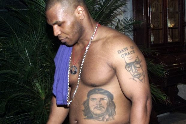 Mike Tyson Tattoo (5)