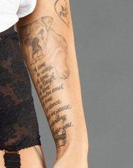 Pink- Bulldog Tattoo