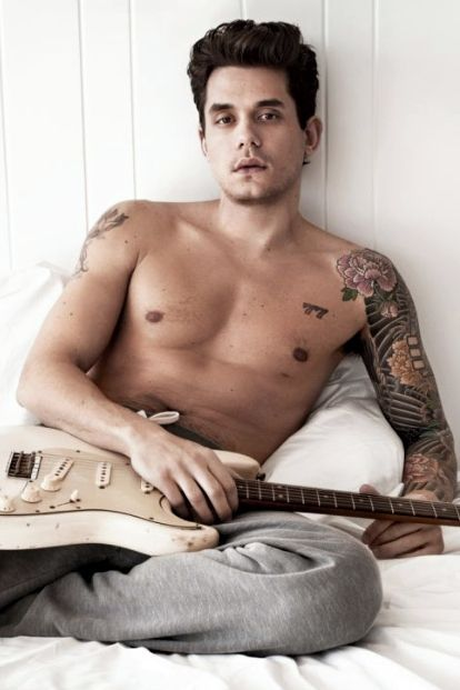 John Mayer Tattoos
