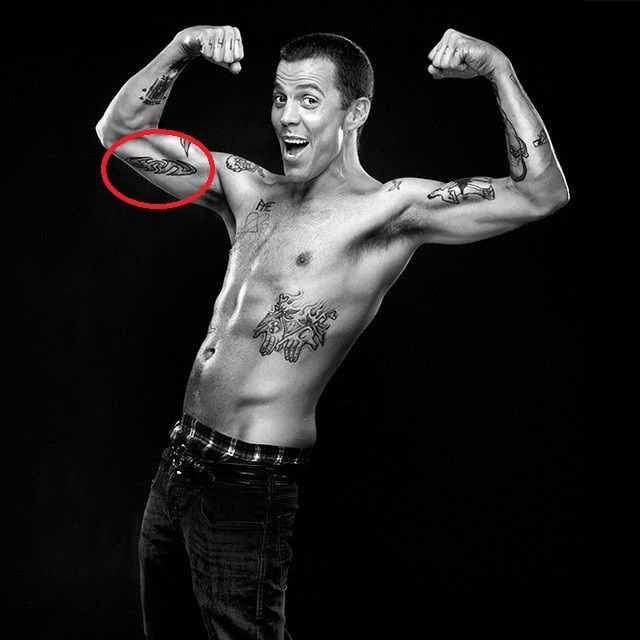 steve-o-xyz tattoo