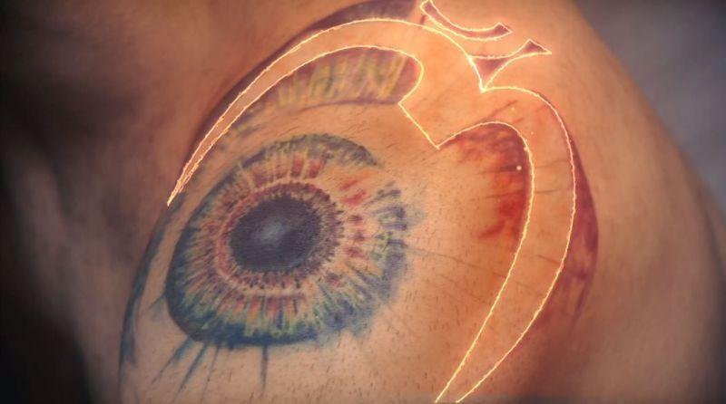Om Tattoo of Virat Kohli