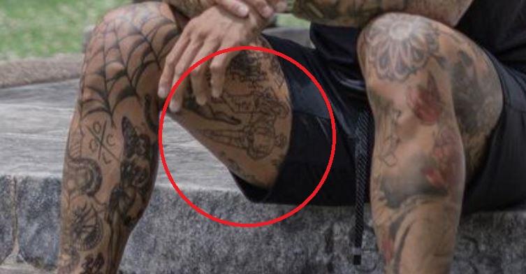 Tim couple tattoo