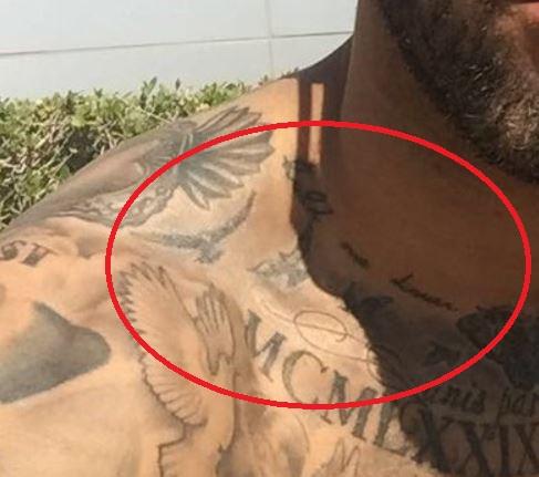 Tim flying birds tattoo