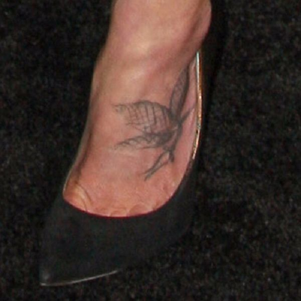 lena-heady-foot-tattoo