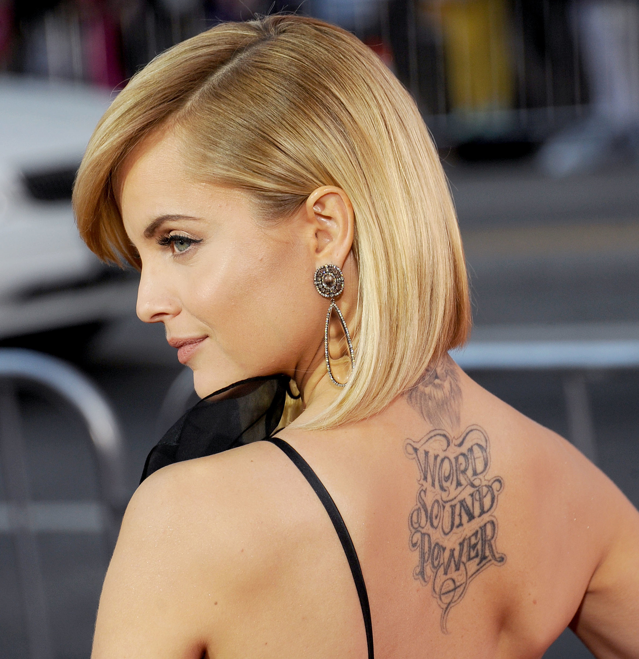 The meaning behind these celebrity tattoos | 1 | Page Six