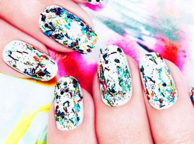 15 Easiest Nail Art Ideas & Designs - 50 Beautiful Nail Art Designs & Ideas – Body Art Guru