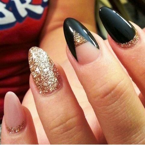 11 types of nail art techniques body art guru nail art prinsesfo Image collections