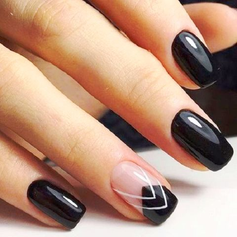 15 Easiest Nail Art Ideas Designs Body Art Guru