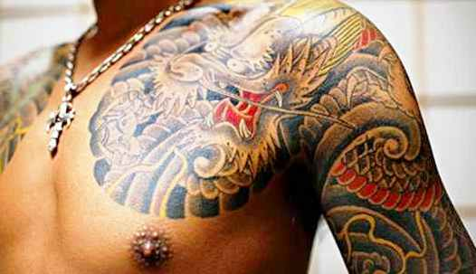 Oni Mask Tattoo: 25 Amazing Japanese Tattoo Designs With Meanings