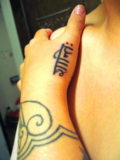 10 Amazing Hindi Tattoo Designs With Meanings – Body Art Guru