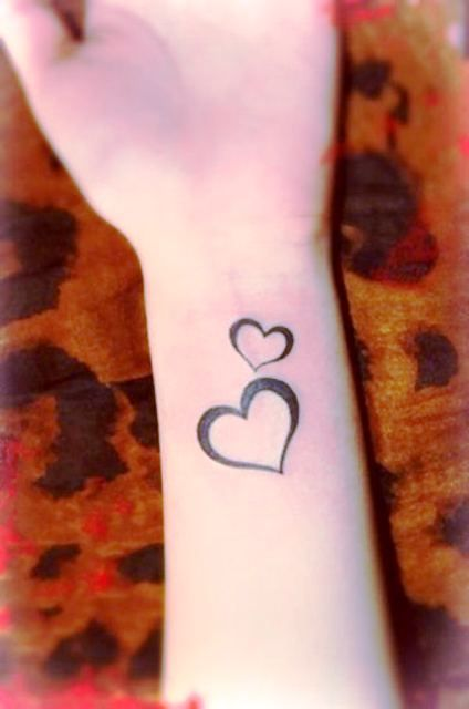 b7874e06302c4 25 Amazing Love Tattoos With Meanings – Body Art Guru
