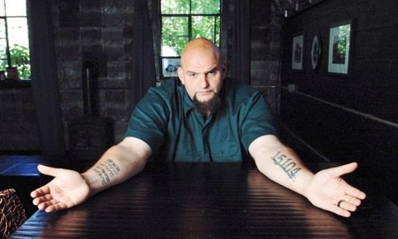 John Fetterman Tattoos