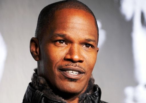 Jamie Foxx Head Tattoos