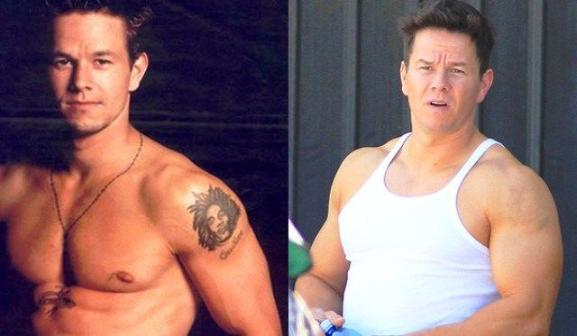 Mark Wahlberg Tattoo Bob Marley