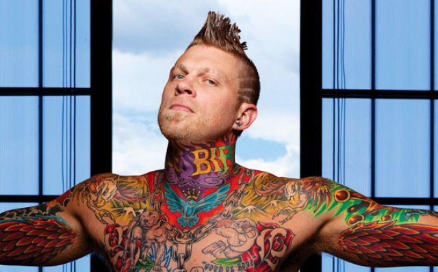 how old is chris andersen