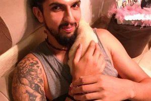 Ishant Sharma Tattoo