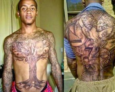 Monta Ellis Tattoos
