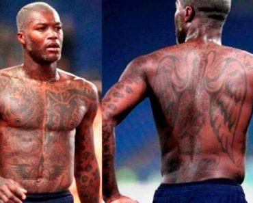 Djibril Cisse Tattoos