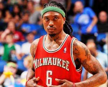 Marquis Daniels Left Arm Tattoos