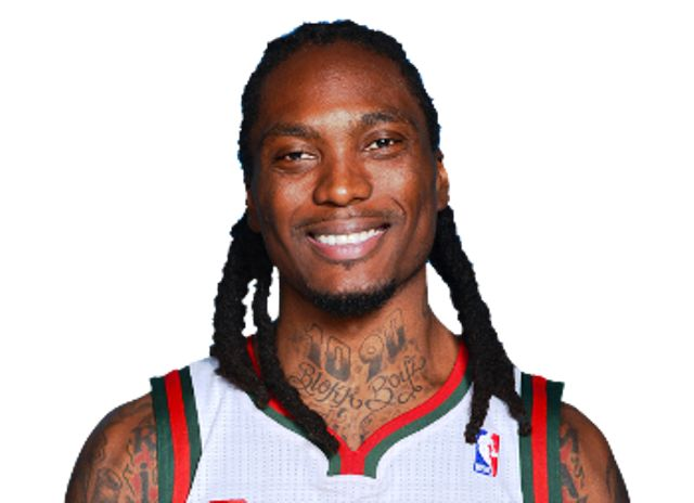 Marquis Daniels Neck Tattoo