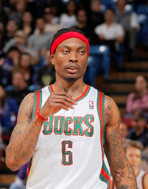 Marquis Daniels Right Arm Tattoos2