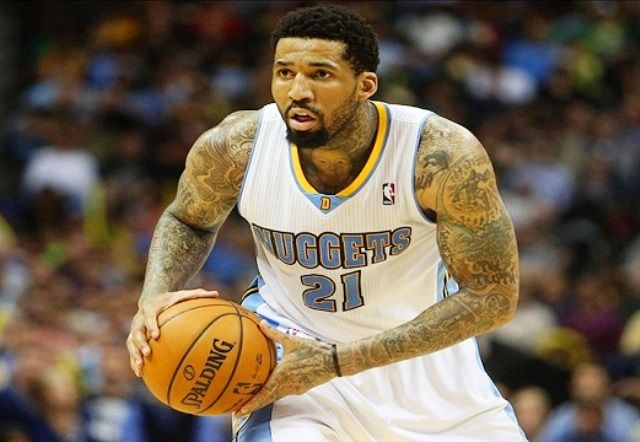 Wilson Chandler Left Arm Tattoos