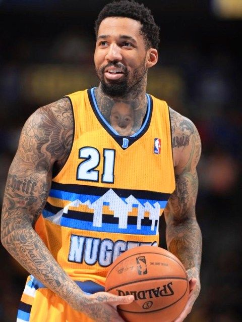Wilson Chandler Right Arm Tattoos