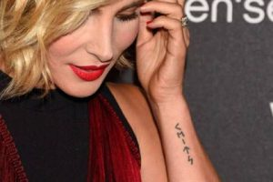 Elsa Pataky Tattoos
