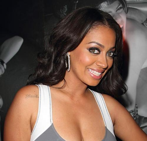La La Anthony Tattoo